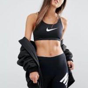 Nike sports bra women's L
